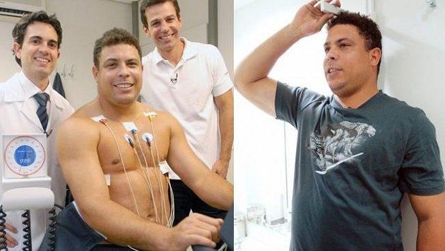 Slavný Ronaldo po konci kariéry nabírá kilogramy navíc.