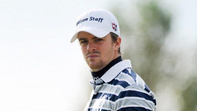 Dánský golfista Andreas Hartö