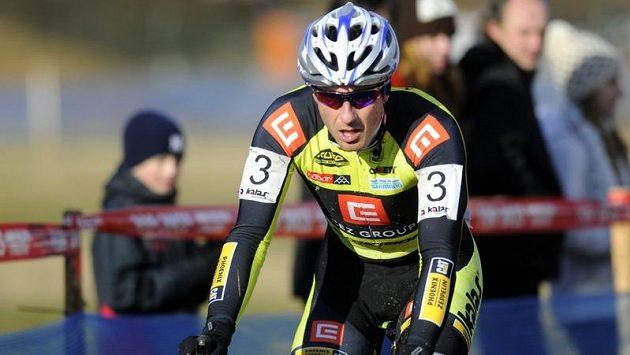 Martin Bína vyhrál závěrečný závod SP v Nizozemsku.
