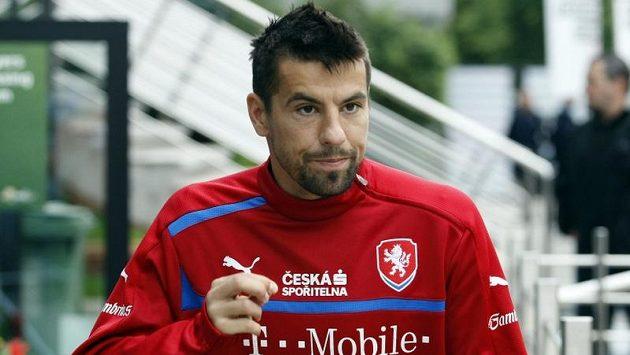 Kanonýr Milan Baroš stále nevyřešil své příští angažmá.