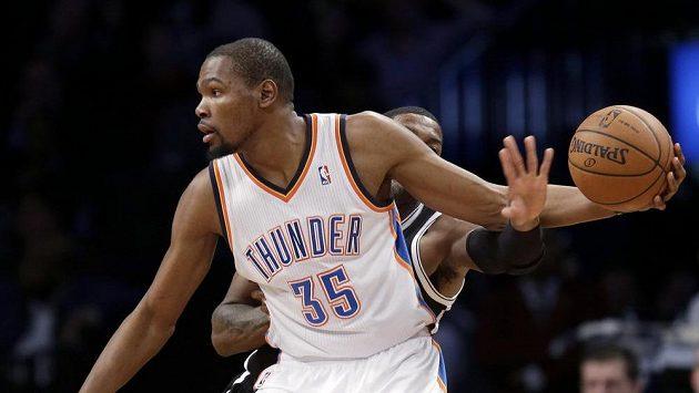 Durantova neskutečná střelecká šňůra je u konce.