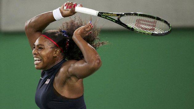 Sereně Williamsové se na olympiádě v Riu nedařilo, spraví si chuť v Cincinnati?