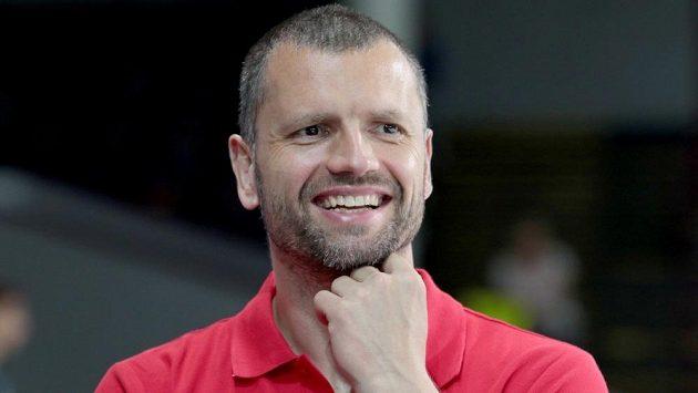 Sportovní manažer hokejové Sparty Michal Broš.