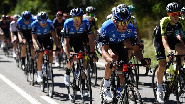 Roman Kreuziger během letošní Tour de France.