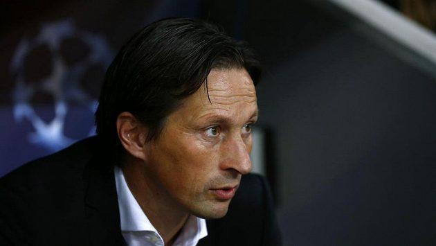 Trenér Bayeru Leverkusen Roger Schmidt.