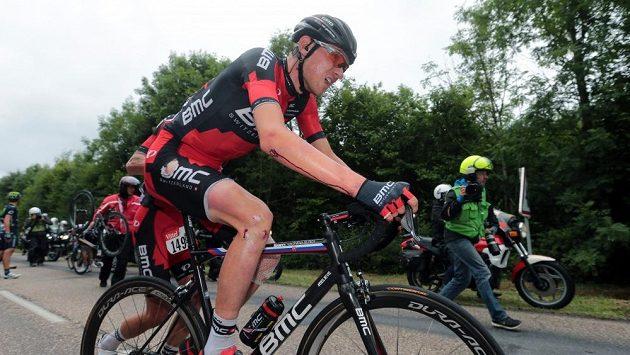 Silniční cyklista Peter Velits.