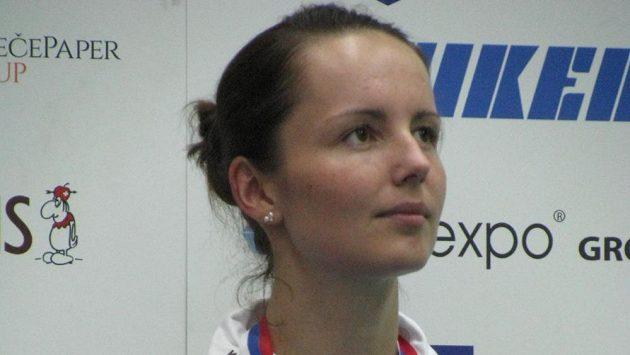 Adéla Bruns-Sýkorová bude v Riu obhajovat bronz z Londýna