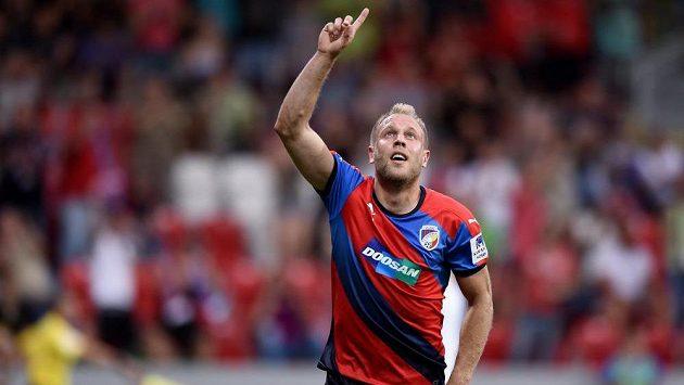 Plzeňský záložník Daniel Kolář, jeho tým zahájí ligu už tento pátek.