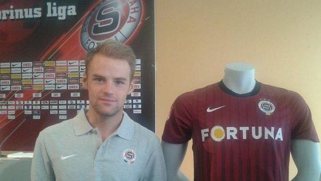 Pablo Gil, první Španěl, který v Gmabrinus lize oblékne dres Sparty.