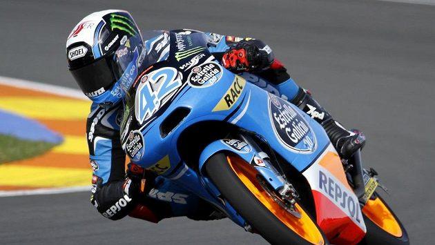 Španělský motocyklista Alex Rins