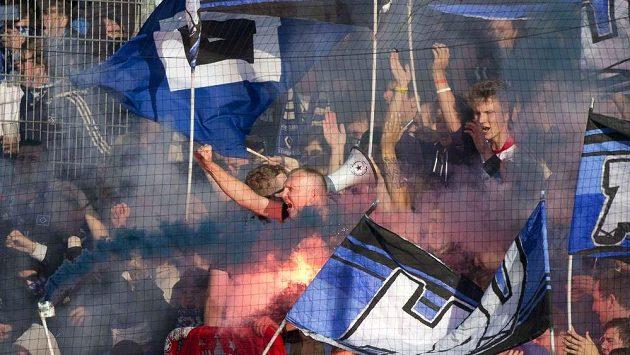 Fanoušci Hamburku
