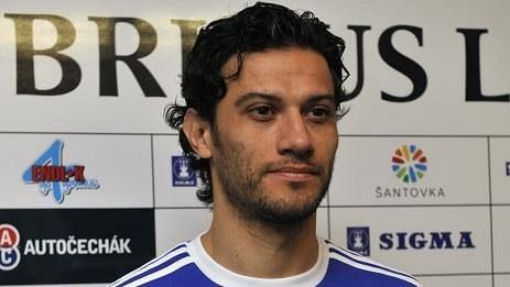 Brazilský fotbalista Rossi Silva mění Sigmu Olomouc za Jablonec.