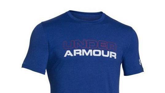 Pánské tričko Under Armour CC Wordmarks