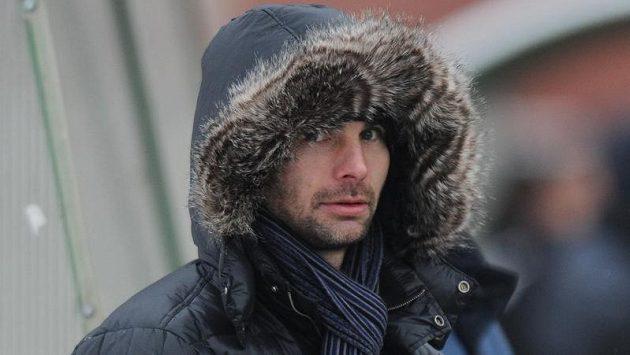 Sportovní ředitel Slovanu Liberec Jan Nezmar.