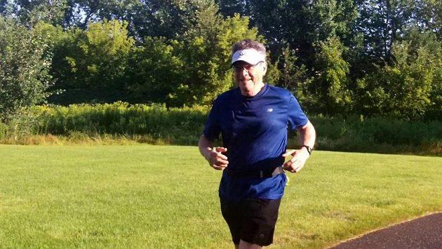 Don Wright nesložil zbraně. Po oznámení lékařů, že má rakovinu, už má za sebou 88. maratónů!