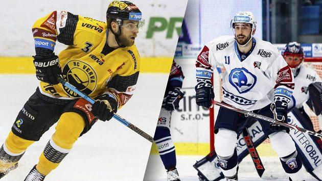 Hokejový obránce Michal Moravčík odchází z extraligové Plzně do Litvínova, který výměnou za reprezentačního beka uvolnil na západ Čech Adama Jánošíka.