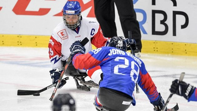 Czechia – Korea 0: 2, Czechs lost at the beginning.  It flew around the goal, we hit opponents, regretted the captain of the paratroopers Kubeš