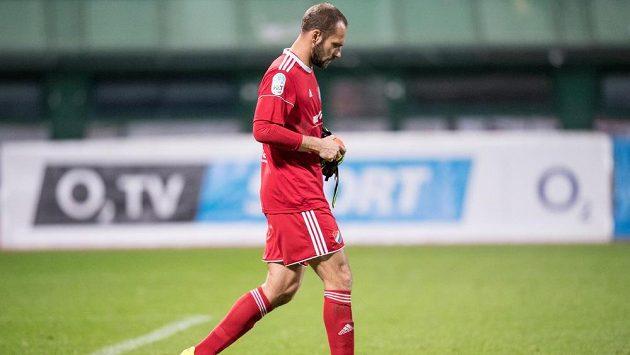 Gólman Petr Vašek nečekaně skončil v Baníku Ostrava.