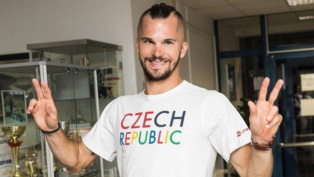 Mílař Jakub Holuša.