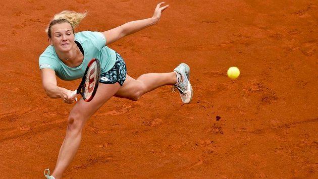 Kateřina Siniaková vyhrála dva zápasy za den