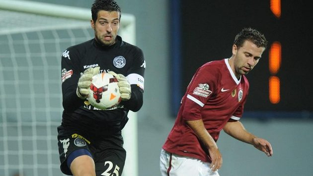 Dušan Melichárek (vlevo) má o švédském fotbale pořád velmi dobrý přehled.