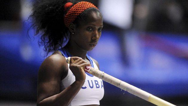 V kategorii žen se radovala z prvenství Yarisley Silvaová z Kuby.
