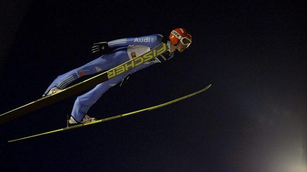 Německý skokan na lyžích Richard Freitag