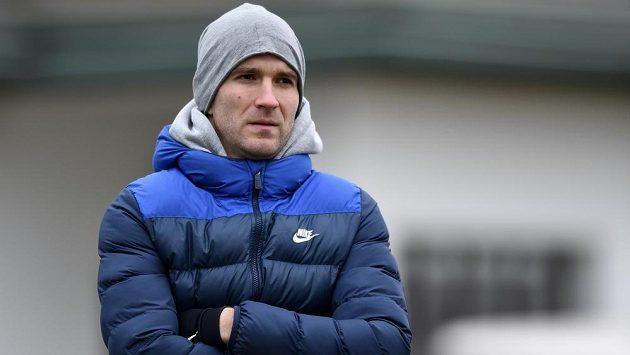 Posila Slovanu Liberec Marek Bakoš se v prvním jarním zápase střelecky neprosadila.