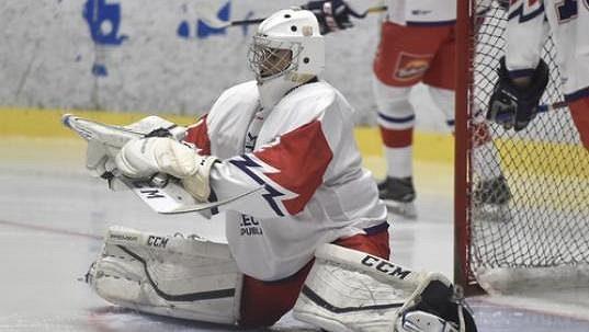 Brankář Bílých Tygrů Liberec a reprezentant do osmnácti let Lukáš Pařík byl vybrán jako 87. v draftu NHL týmem Los Angeles.