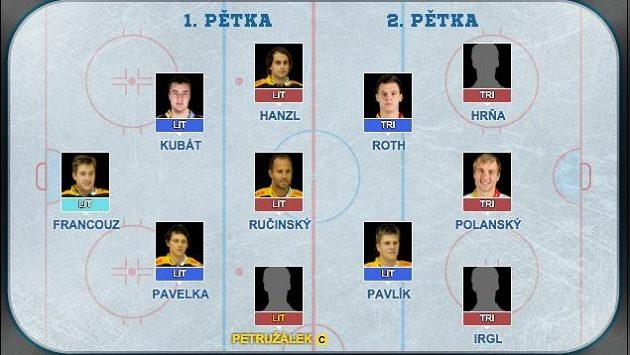 Kapitánem týmu jsme určili Jakuba Petružálka.