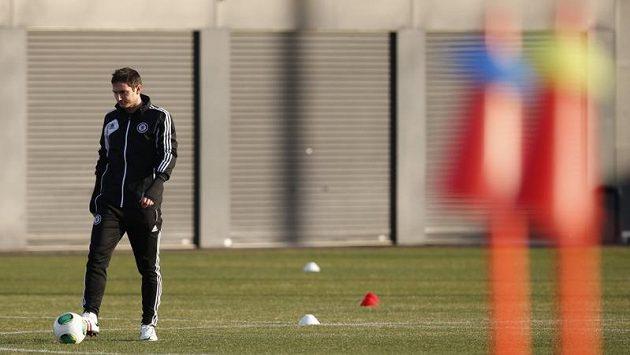 Kde bude hrát Frank Lampard v jarní části sezóny?