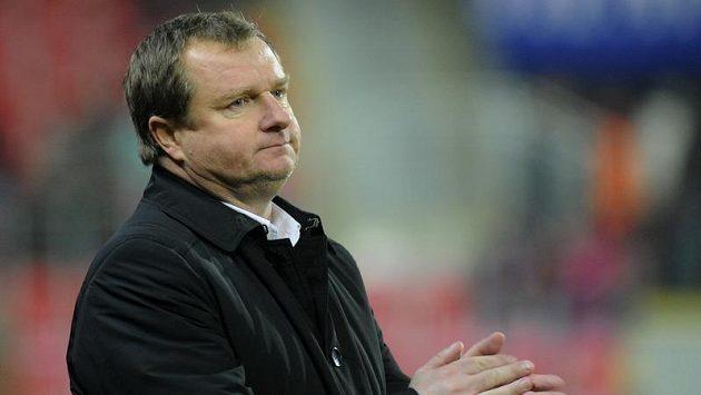 Plzeňský trenér Pavel Vrba.