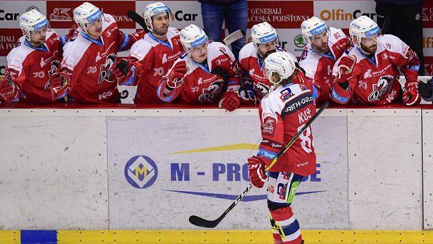Pardubická hokejová radost (ilustrační foto)