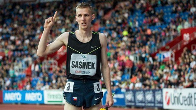 Filip Sasínek na archivním snímku.