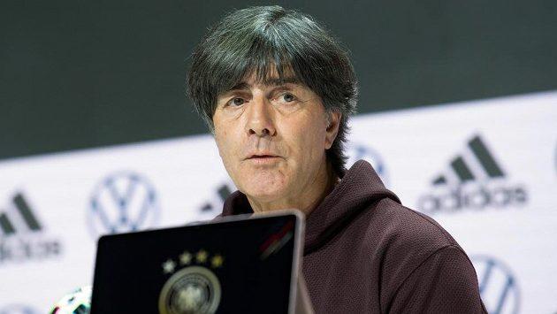 Bývalý reprezentační trenér Německa Joachim Löw