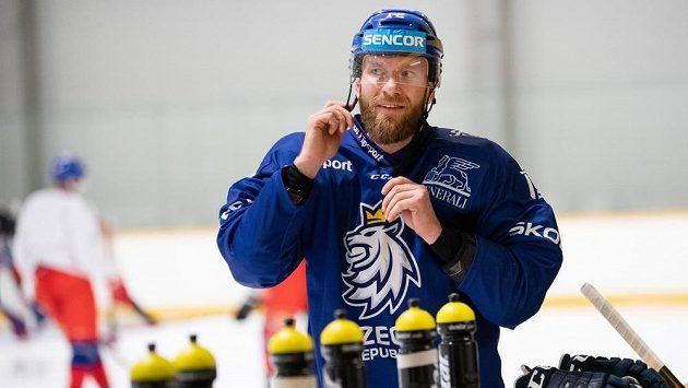 Hokejista Jiří Novotný