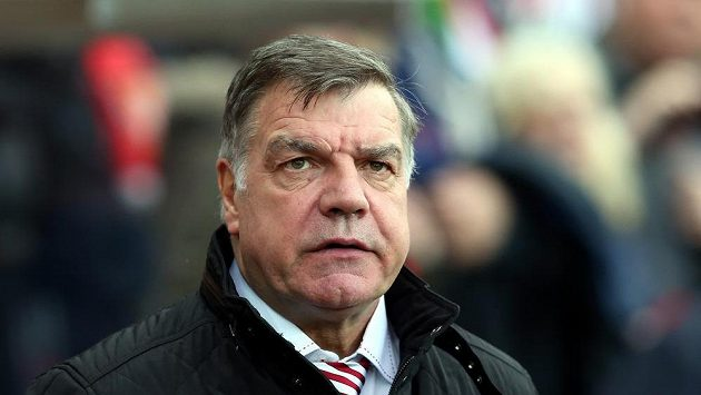 Nový trenér anglické fotbalové reprezentace Sam Allardyce.