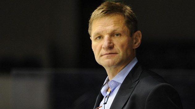 Asistent trenéra Hadamczika František Musil.