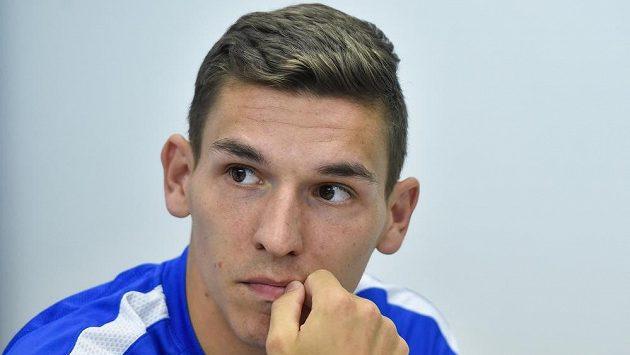Kapitán libereckých fotbalistů David Pavelka