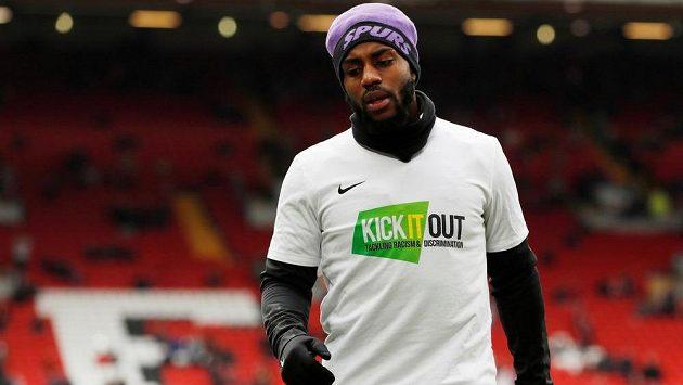 Danny Rose z Tottenhamu.