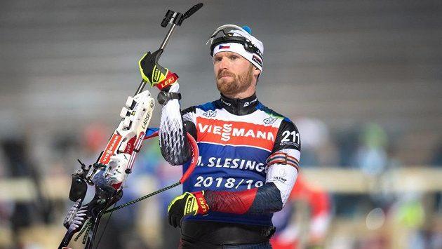 Michal Šlesingr rozběhne mužskou štafetu na mistrovství světa