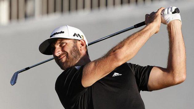 Americký golfista Dustin Johnson triumfoval v Carmelu.