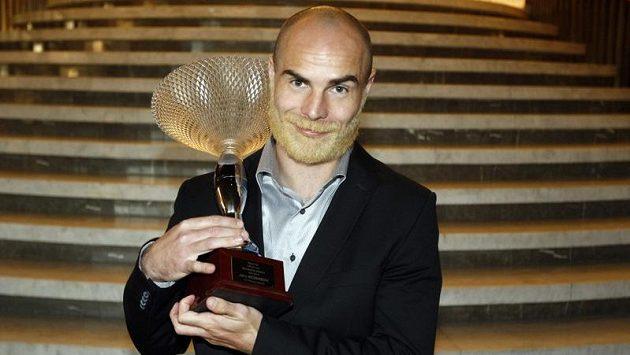 Sympaťák ligy 2011/12 Jan Nezmar, nynější sportovní ředitel Liberce.