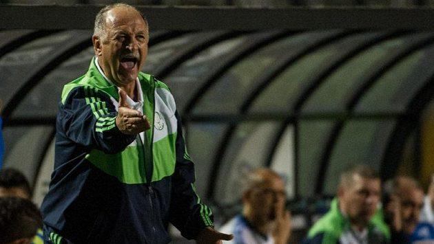 Luiz Felipe Scolari se ujme brazilské reprezentace.