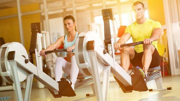 Veslování přijde vhod jako zajímavý doplněk, ale i jako alternativa k běžeckému tréninku.