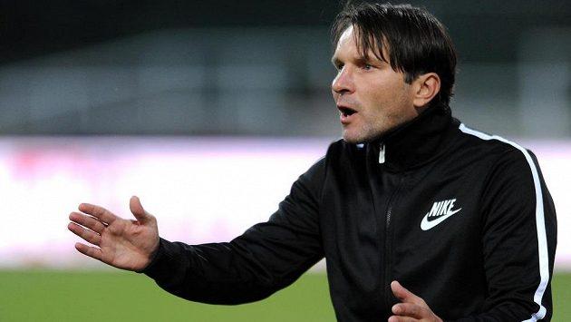 Po zápase se Slováckem byl jablonecký trenér Roman Skuhravý smutný.
