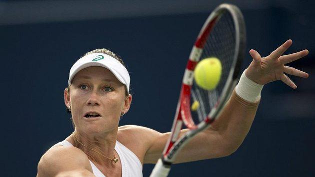 Australská tenistka Samantha Stosurová se vrací na Hopmanův pohár.
