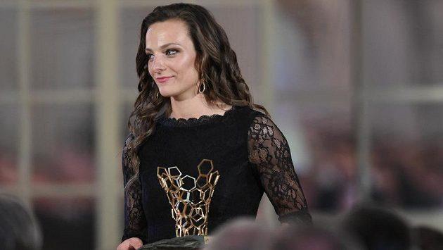 Lucie Voňková (archivní foto).