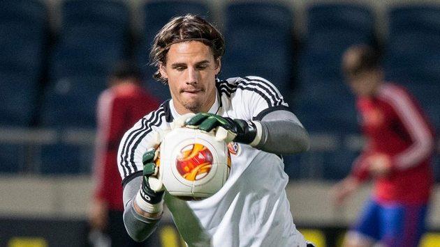 Fotbalový brankář Yann Sommer