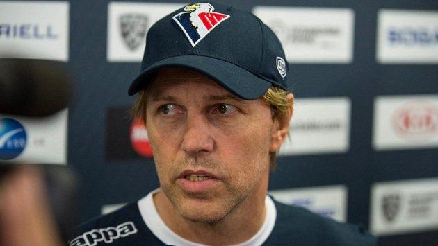 Roman Stantien je novým trenérem bratislavského Slovanu.
